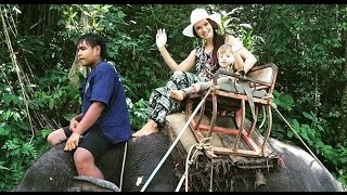 Эвелина Блёданс перископ - Солнце Таиланда на минуточку