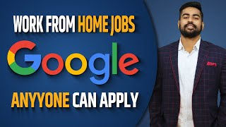 Work from Home Jobs by Google | Salary 15 to 20 Thousand | After 12th Jobs | Earn Money Online 2020