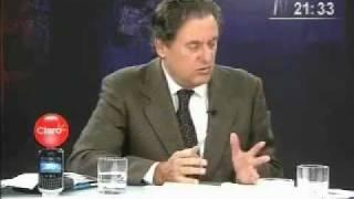 LEY DE MORATORIA CONTRA TRANSGÉNICOS -- MORATORIUM LAW AGAINST GM PRODUCTS - CANAL N (Althaus)