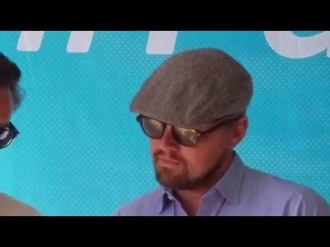 Leonardo DiCaprio Actor & Film Producer At FiA Formula•ePrix.