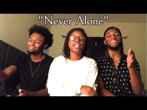 Tori Kelly - Never Alone Ft. Kirk Franklin (King's Harmony Cover)