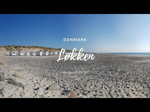 Løkken Denmark - Summer 2018