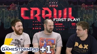 CRAWL 1.0 - Your friends are your enemies!