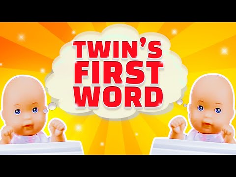 Barbie - Baby's First Word | Ep.29