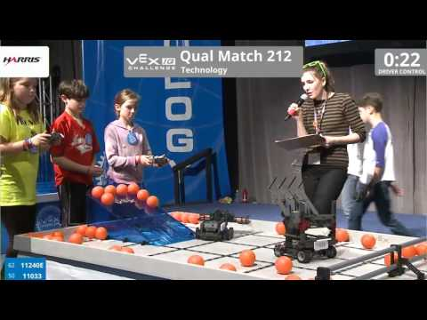 VEX Worlds 2016 - VEXIQ Elementary School - Technology - Qual 212 (11240E 11033) 42