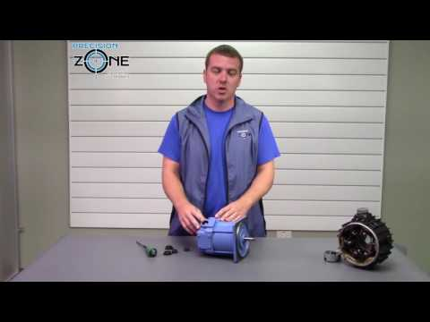 DC Motors Brush Maintenance