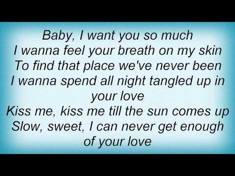 Billy Currington - Tangled Up Lyrics_1