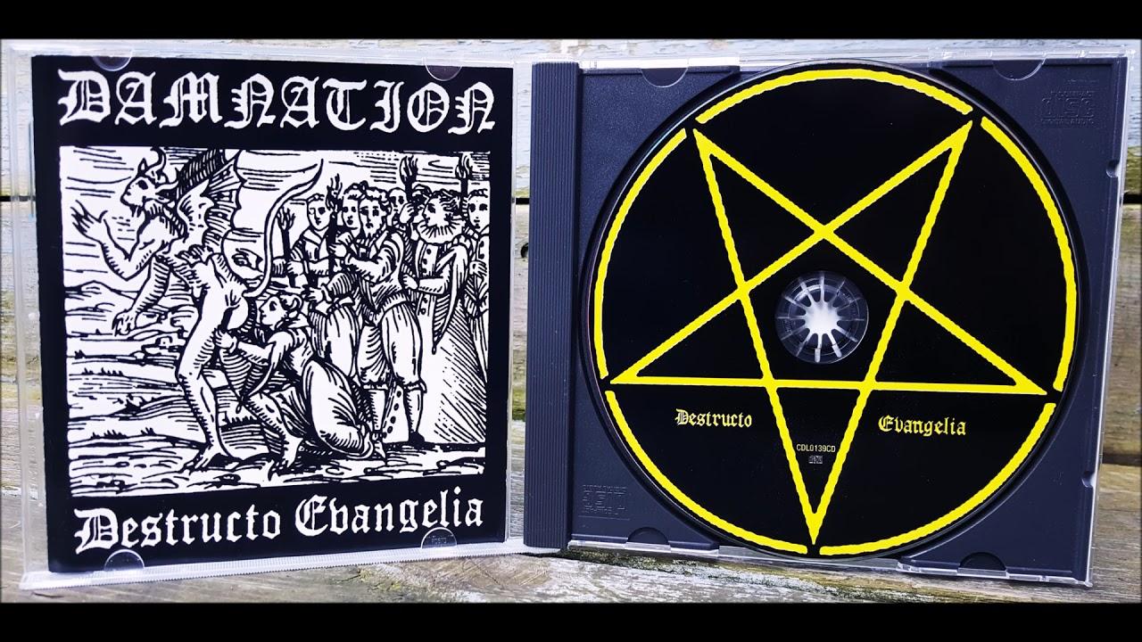 Damnation - Destructo Evangelia [FULL ALBUM] (2004) - YouTube