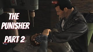 The Punisher (PC w/1080p mod} Gameplay Part 2