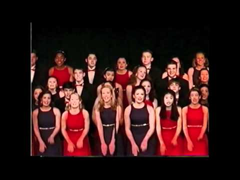 A Sentimental Journey - Mars Hill Bible School's First Show Choir Performance