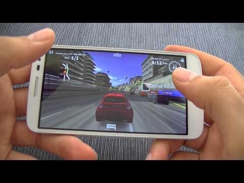Tus juegos en el LG G2 Mini (en español)