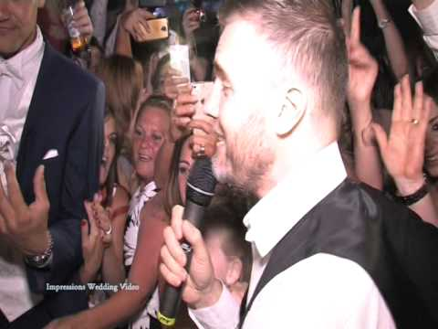 Gary Barlow Surprises Chelsee Dean At Formby Hall Golf Resort Impressions Wedding Video