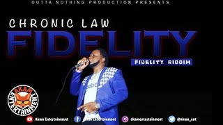 Chronic Law - Fidelity - January 2019
