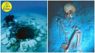 In 1984 A Guy Was Diving Off Israel's Coast When He Discovered Sunken Remains That Changed History