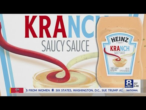 Big Rig - Really Heinz? KRANCH Sauce???