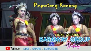 Papatong koneng - percuma. Ligar Jaipong BARANYAY GROUP Subang.