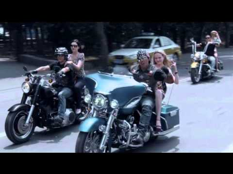 Bikers in Beijing club video