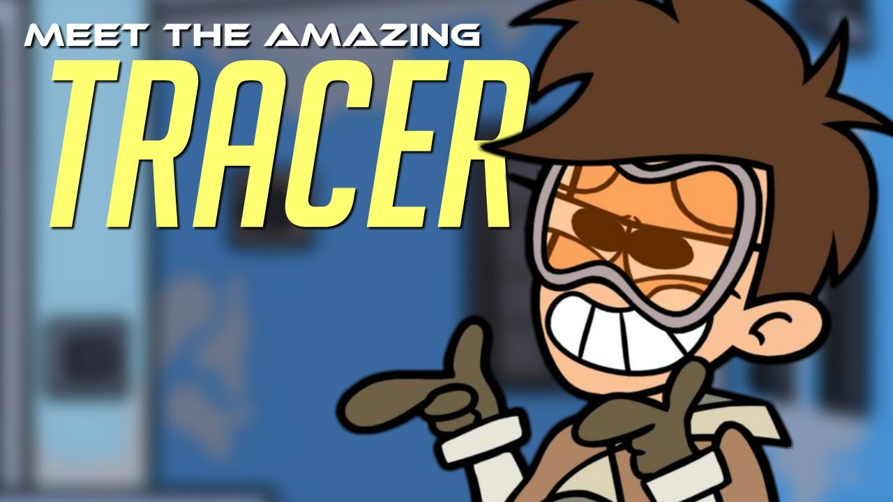 Meet The Amazing Tracer  Youtube