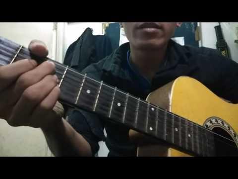 Cover Adera lebih indah (chord)