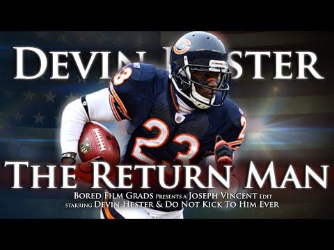 Devin Hester - The Return Man