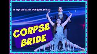 CORPSE BRIDE | 2018 Diamond Company Novice Open Duet