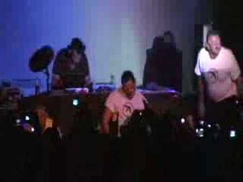 Aphex Twin Minipops 67 (Source Field Mix) live