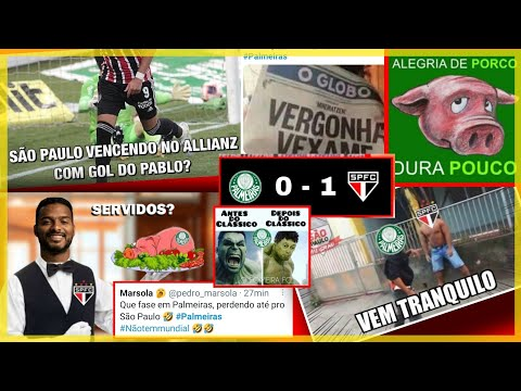 Memes Palmeiras x