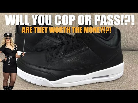 online store a4e70 c6b2a Cyber Monday 3s | WORTH THE RETAIL PRICE!? | COP OR PASS