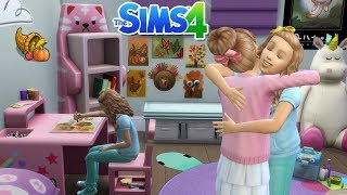 The Sims 4: My Family Life With Twins (Part 9) Crazy Harvest day