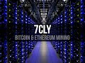 7CLY Bitcoin and Ethereum mining NEW INTERFACE