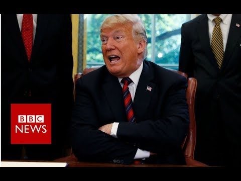 Trump: Khashoggi the \'worst cover-up ever\' - BBC News