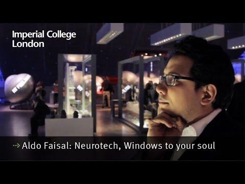 Aldo Faisal: Neurotech - windows to your soul