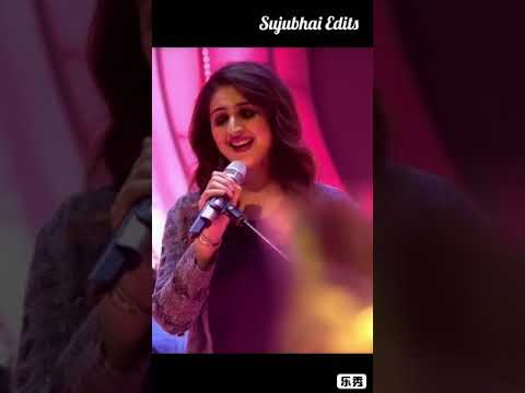 Humsafar byDhvani Bhanushali whatsapp status full screen #sunmerehumsafar