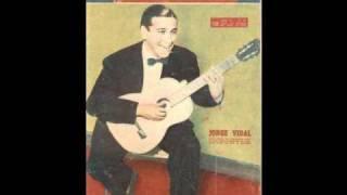 """Osvaldo Pugliese y su Orquesta con Jorge Vidal """"Un baile a beneficio"""" (1950)"""