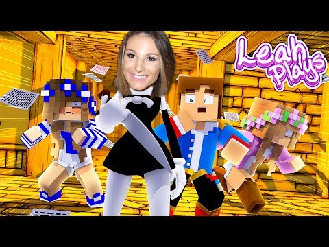 Minecraft Little Leah Plays - ALICE ANGEL TAKES OVER THE LITTLE CLUB!!!