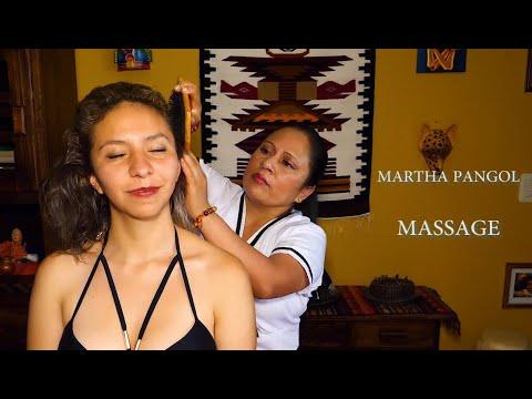 Download MARTHA ♥ PANGOL, ASMR RELAXING ECUADORIAN FULL BODY MASSAGE TO SLEEP, مساج