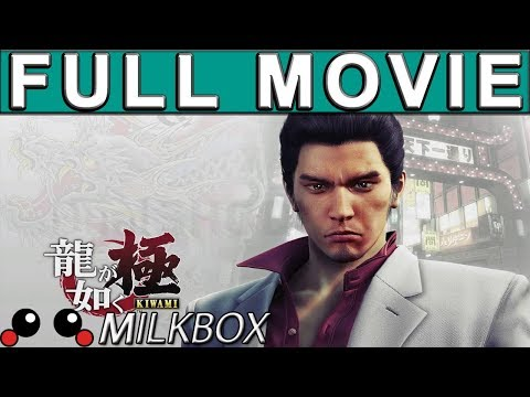 Yakuza Kiwami | All Cutscenes | Movie - Including Every Story Fight