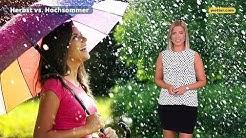 Wetter heute: Die aktuelle Vorhersage (28.07.2019)