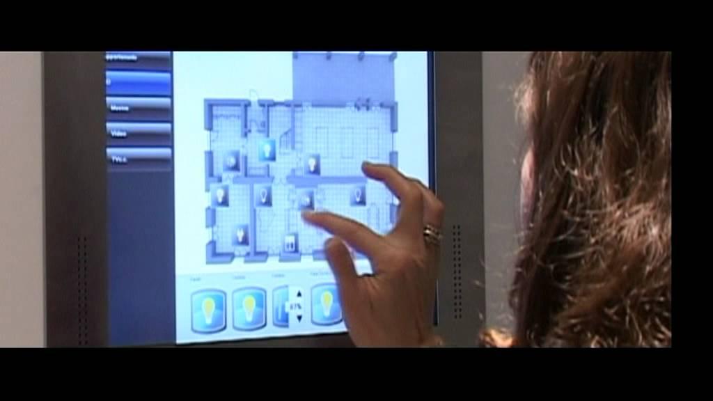 Emotihome software gratuito di supervisione domotica youtube for Software di progettazione di mobili gratuito