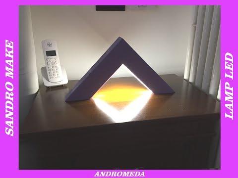 come fare un lampada a led - lamp led