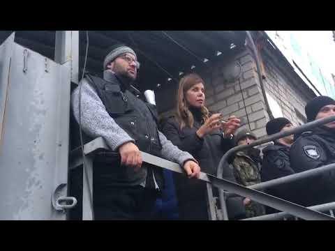 В Липецке протестуют против завода по выпуску полимерной обуви