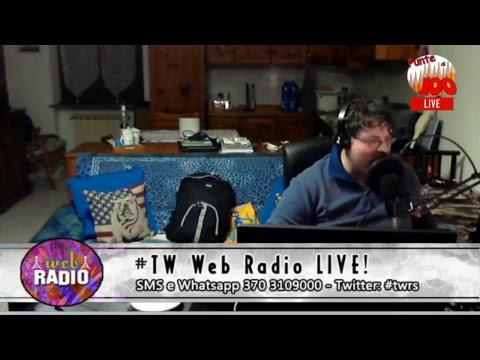 TW Web Radio LIVE - WWE Monday Night Raw Post-Show 21/11/2017