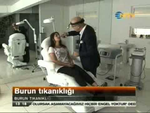 Op.Dr.Süreyya Şeneldir - İşitme kaybı ve denge bozukluğunun nedenleri? ( Ntv Haber)