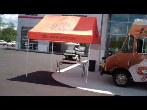 Coughlin And T100 2012 Toyota Camry Give AwayDrawing From Your Columbus Toyota Dealership