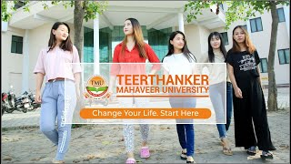 Teerthanker Mahaveer University,  TMU, India
