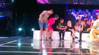 Gagi i Markova mama prave selfi - 06.07.2019.
