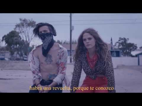 The 1975 - Robbers //  Subtitulada  // Video HD