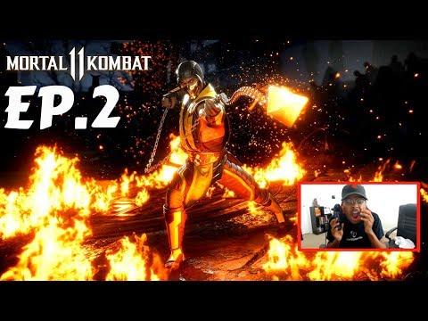 GOT ME HYPE!   Mortal Kombat 11 (Story Mode)   EP.2
