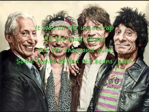 The Rolling Stones - Rain Fall Down