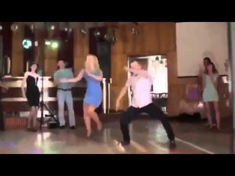 201 Танцы девушек и парней, их приколы на дискотеках и тусовках.